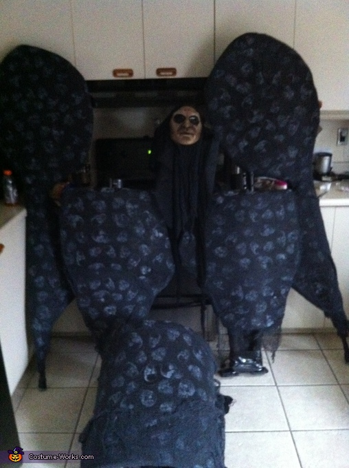 Nightmare Homemade Costume