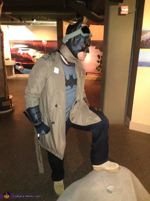 Nightmare Batman Costume
