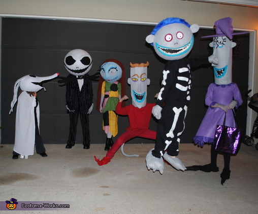 The Nightmare Before Christmas, The Nightmare Before Christmas Costume