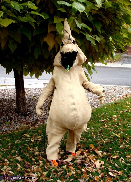 Mr. Oogie Boogie, Nightmare Before Christmas Family Costumes