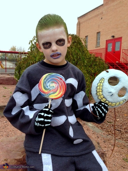 Barrel Nightmare Before Christmas Family Costumes  sc 1 st  Costume Works & Nightmare Before Christmas Family Costumes - Photo 9/10