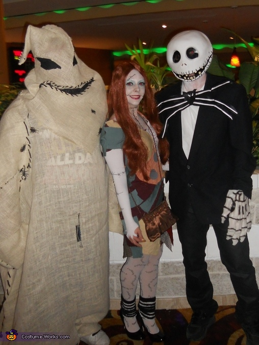 Nightmare Before Christmas Halloween Costume