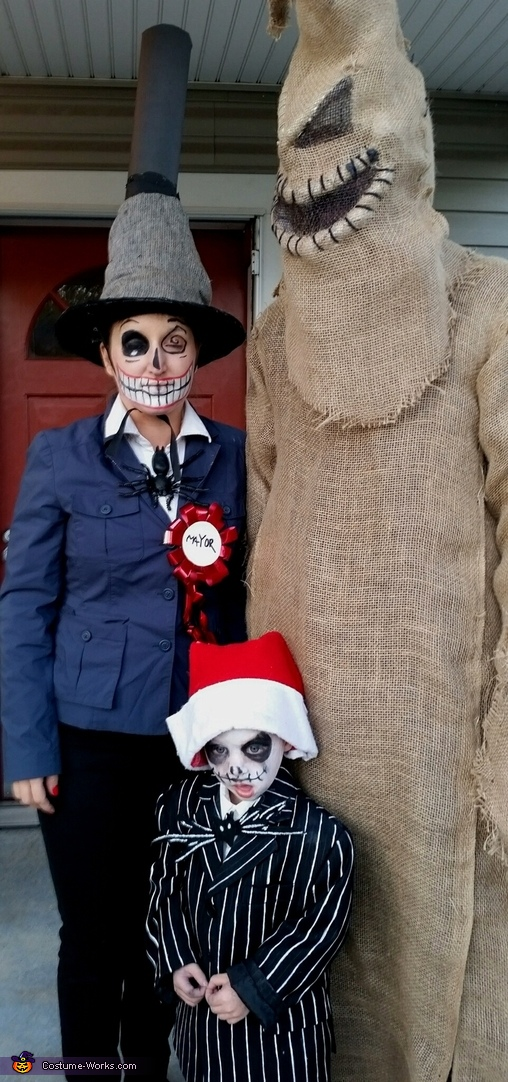 Nightmare Before Christmas Costume