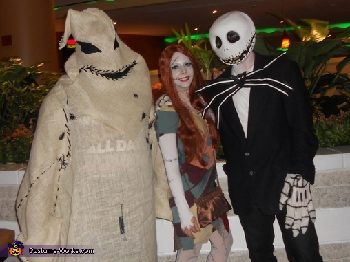 Nightmare Before Christmas, Nightmare Before Christmas Costume