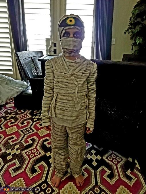Nightmare Before Christmas Family Homemade Costume