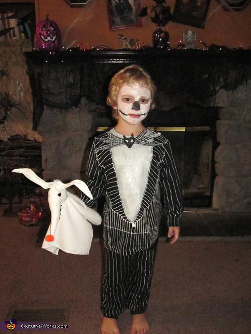 Nightmare Before Christmas Jack Costume