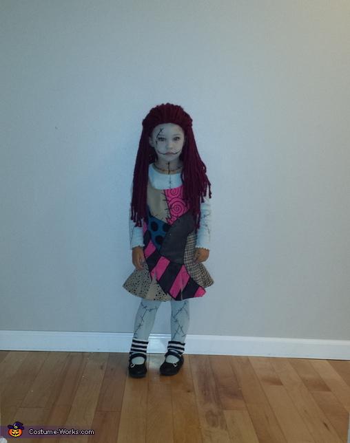 Sally, Nightmare Before Christmas Sally Costume