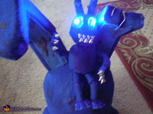 Nightmare Bonnie Homemade Costume
