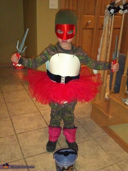 Teenage Mutant Ninja turtles, Ninja Turtles Family Costume
