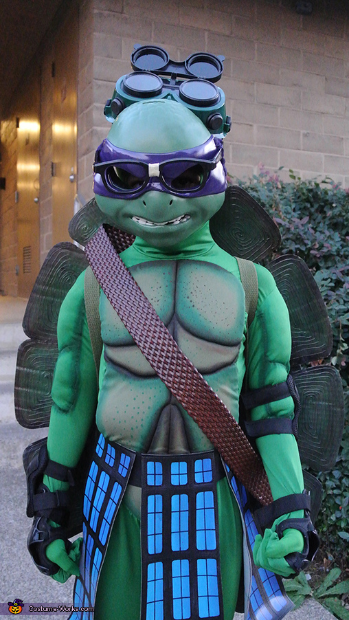 Donatello, Ninja Turtles Family Costume