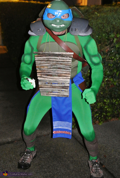 Leonardo, Ninja Turtles Family Costume