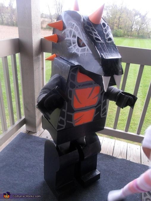 Ninjago Bytar Costume