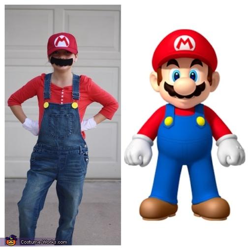 Mario!, Nintendo Family Costume