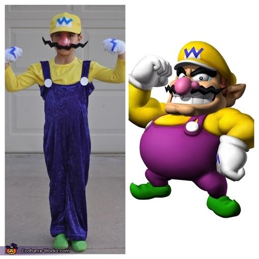 Wario!, Nintendo Family Costume