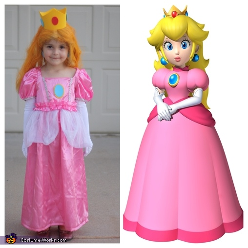 Princess Peach!, Nintendo Family Costume