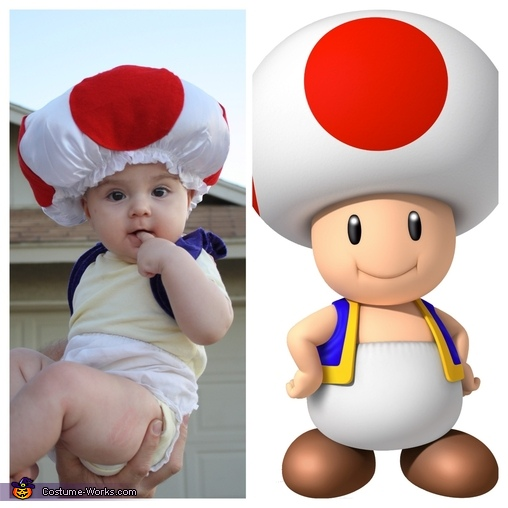 Toad Stool!, Nintendo Family Costume