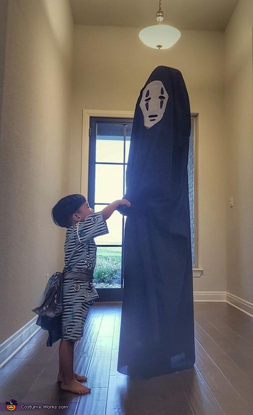 No Face - Spirited Away Costume