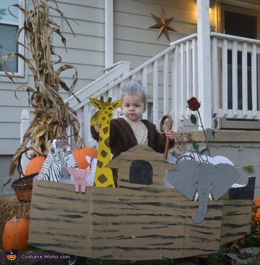 Noah and his Ark Baby Costume