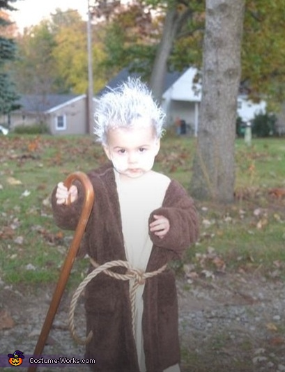 Baby Noah, Noah and his Ark Baby Costume