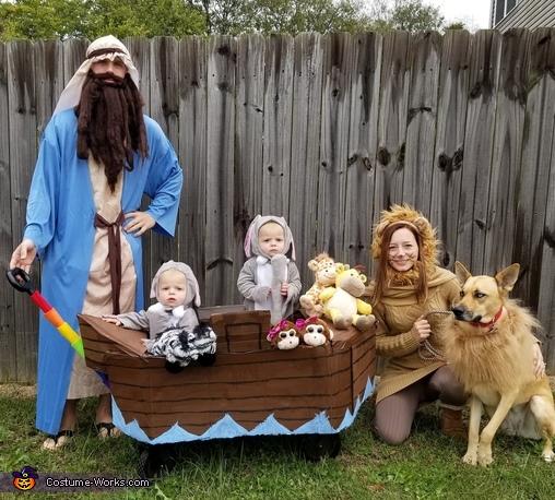 Noah's Arc Costume