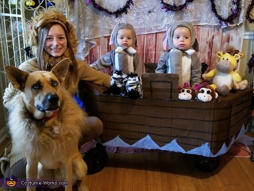 The animals, Noah's Arc Costume