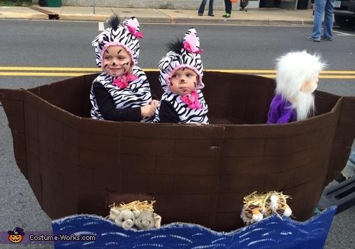 Noah's ark, Noah's Ark Costume