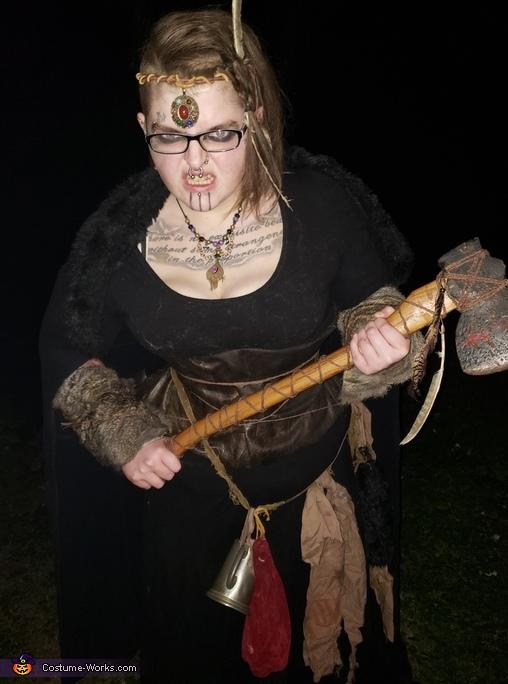 Norse Warrior Costume