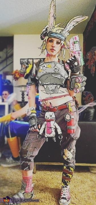 Not So Tiny Tina Homemade Costume