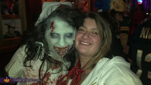 Nurse Hatchet Costume