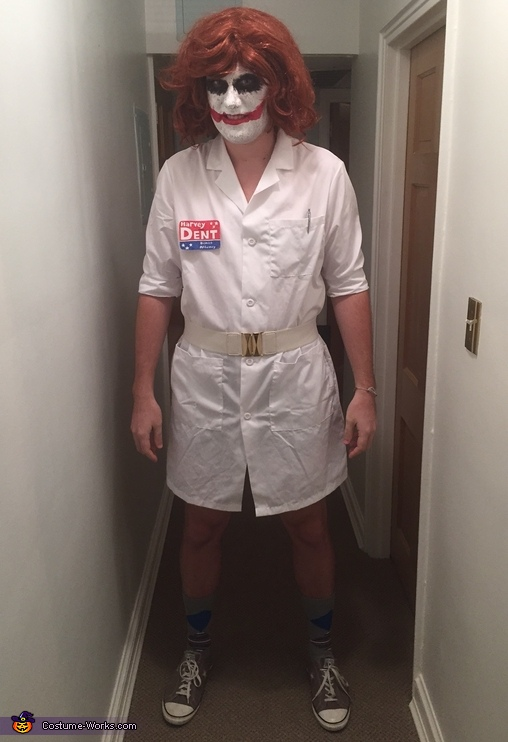 Nurse Joker Costume