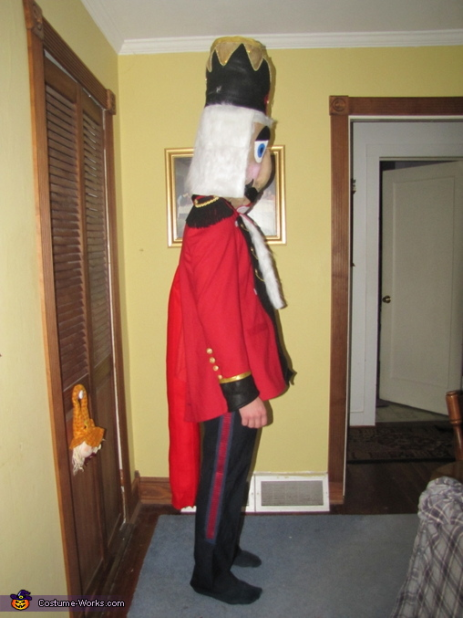 Nutcracker, Nutcracker Costume