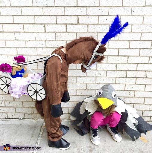 NYC Scene Costume