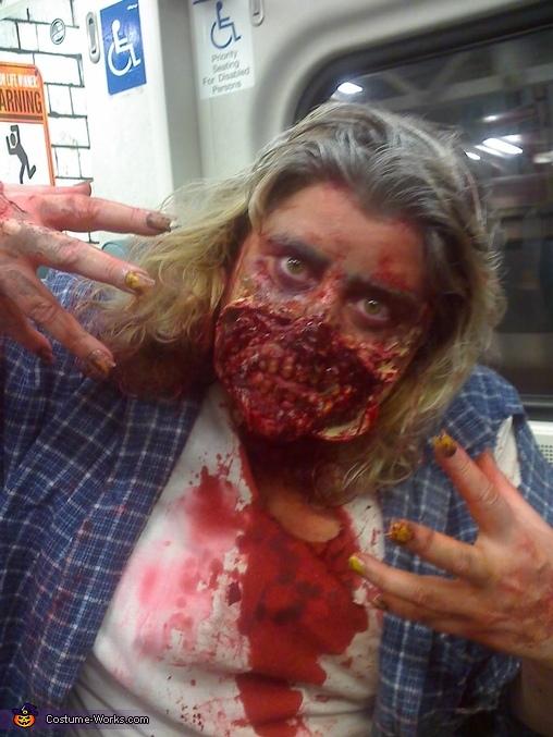 Zombie Apocalypse Costume