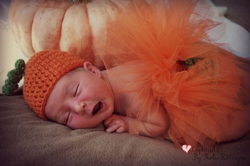 Pumpkin costume , Owl and Pumpkin Baby Costume
