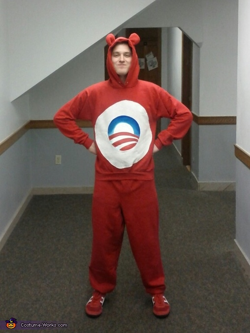 ObamaCare Bear - Homemade costumes for adults