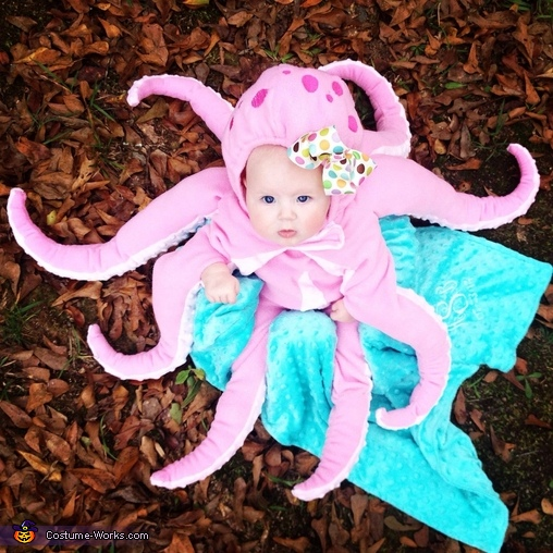 Octobaby Costume