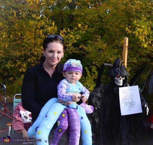 Homemade Octopus Baby Halloween Costume Best Diy Costumes