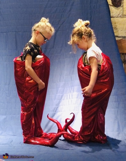 All Arms, Octopus Twins Costume