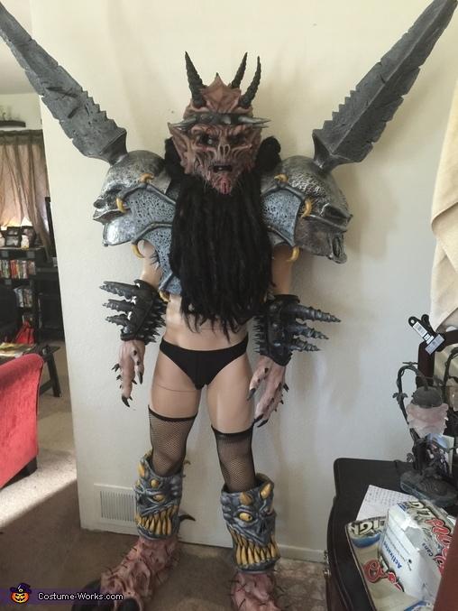 Oderus Urungus Costume
