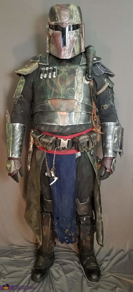 Odran Krayt Costume