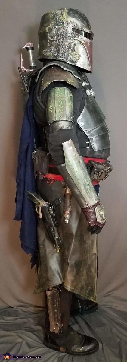 Odran Krayt Homemade Costume
