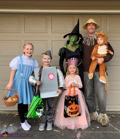 Off to see The Wizard Costume