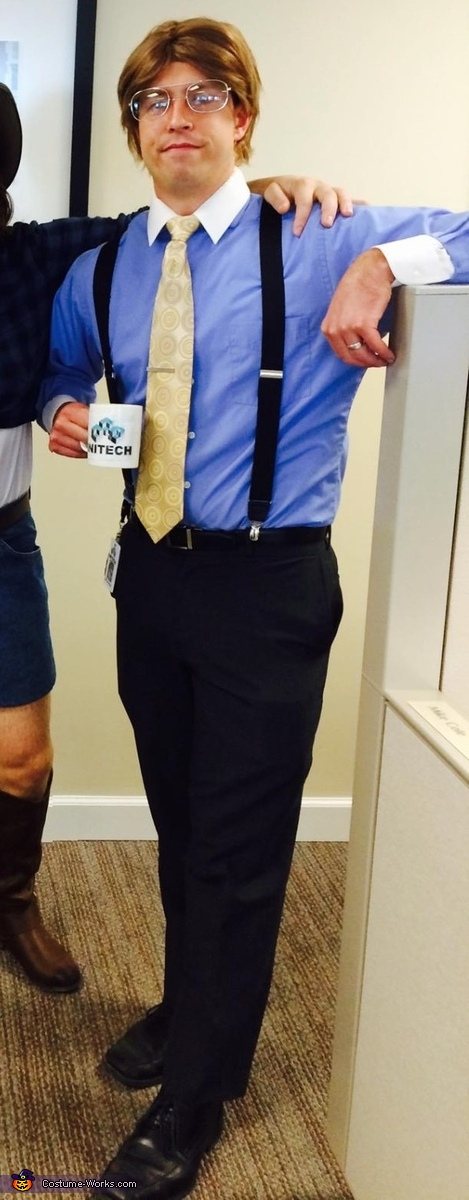 Office Space Bill Lumbergh Costume