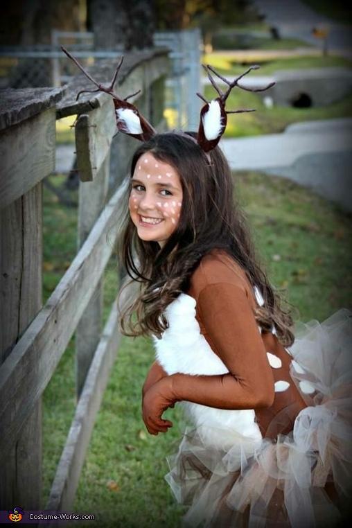 Oh My Deer! Costume