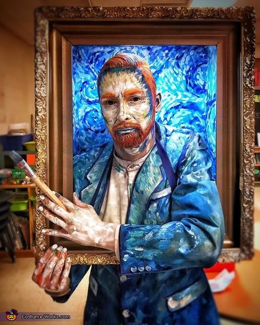 Oh My Gogh Costume