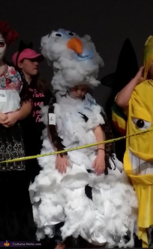 Olaf, Frozen Olaf Costume