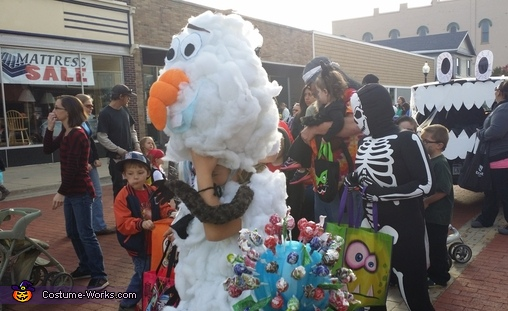 Olaf, Frozen Olaf Costume