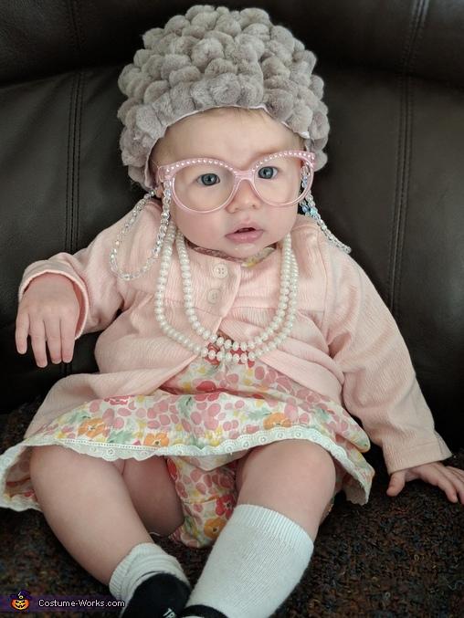 Old Baby Ethel Costume