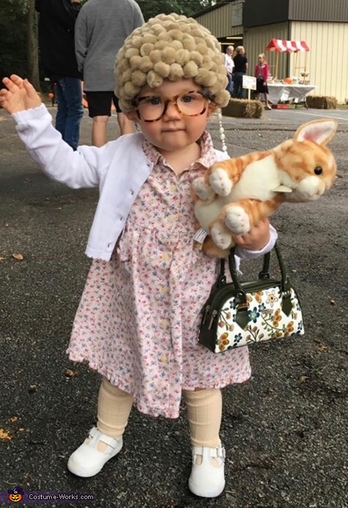 Old Cat Lady Costume