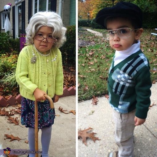 Old Couple Costumes